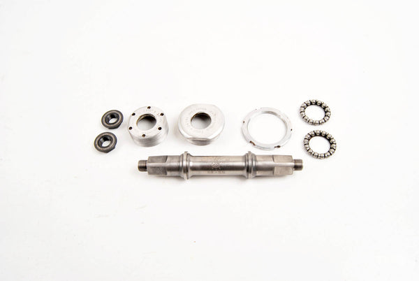 Campagnolo Super Record Titanium bottom bracket with english threading from the early 80s