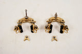 Mafac 2000 Gold Brake Calipers (Long reach version)