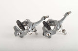 Shimano 600 Ultegra Tricolor #BR-6403 short reach dual-pivot brake calipers from 1991