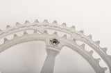 Campagnolo Strada Super Record #1049/A crankset with Galli chainrings 42/52 teeth and 170mm length from 1974