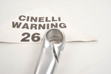 NEW Cinelli XA Stem in size 130 from the 80s NOS/NIB