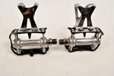 Campagnolo Super Record 50th Anniversary Pedals + matching Toe Clips in Large , 1983