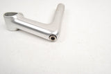Silver alloy quill stem in 100 length from the 80s