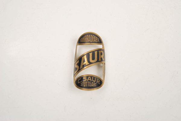 Carl Saur Stuttgard Headbadge from the 1970s/80s?