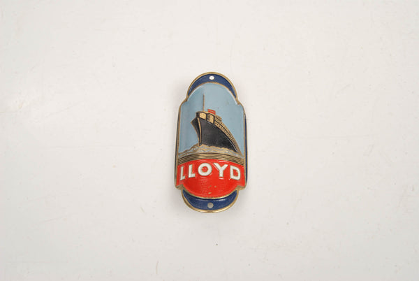 Lloyd Headbadge from the 1970s/80s?