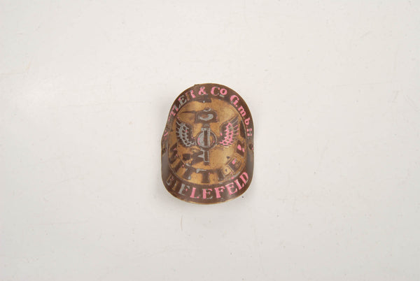 Wittler & Co GmbH Bielefeld Headbadge from the 1970s/80s?