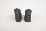 Black universal brakelever hoods for Campagnolo non aero levers from the 60s - 80s