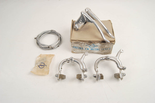 Weinmann AG Type 730 brake caliper and brake lever set from 1970s