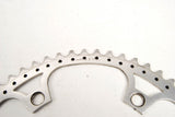 Drilled Campagnolo Super Record #753/A chainring with 53 teeth from the 80s