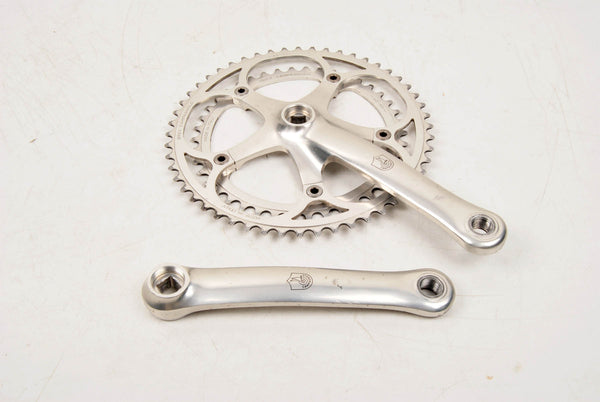 Campagnolo Chorus #706/101 crankset with 42/52 chainrings from 1988 - 89