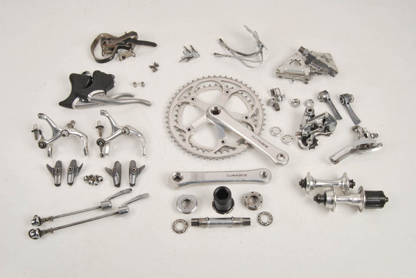 Shimano Dura Ace 7400 groupset from 1991