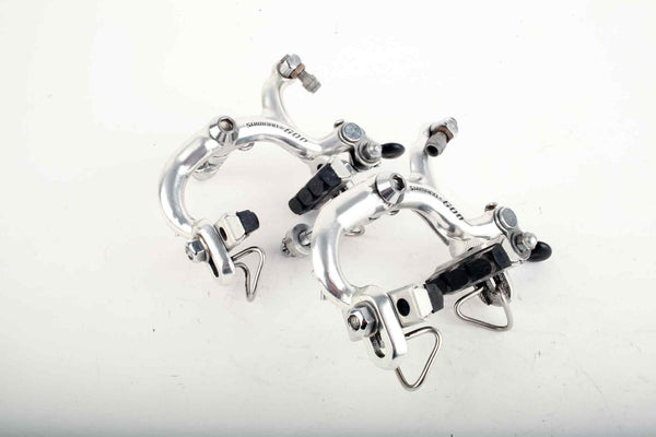 Shimano 600EX Arabesque #BR-6200 standart reach brake calipers from 1977
