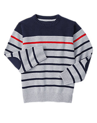 Standout Stripe Sweater