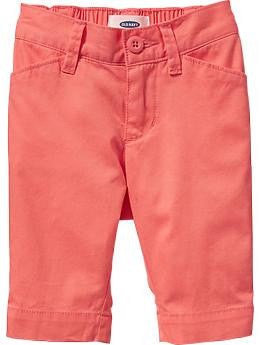 Twill Capris For Baby