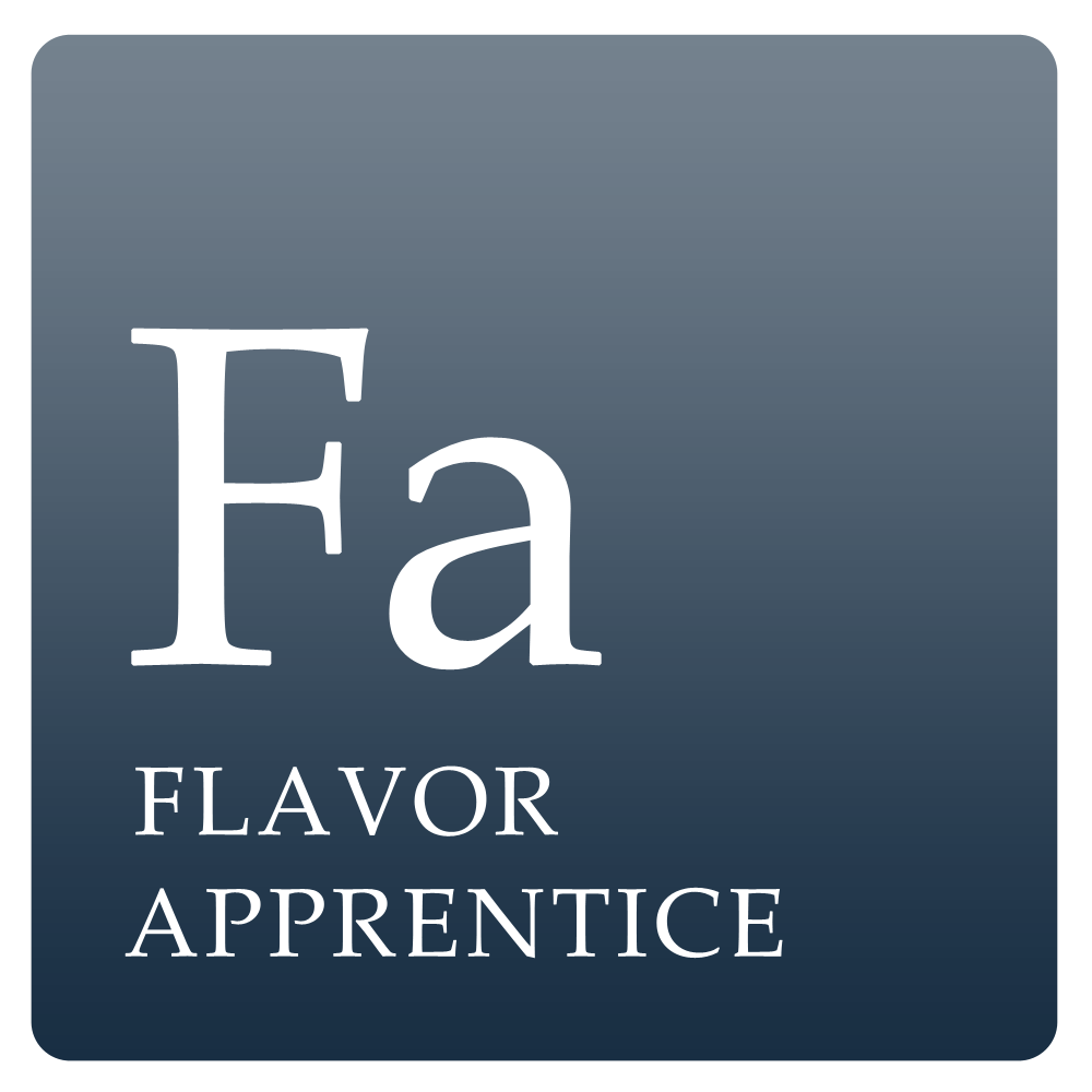 Flavor Apprentice flavours added!