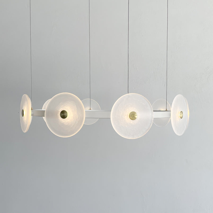 CORAL RING - PENDANT LIGHT (MEDIUM)