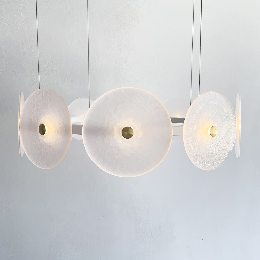 CORAL RING - PENDANT LIGHT (LARGE)