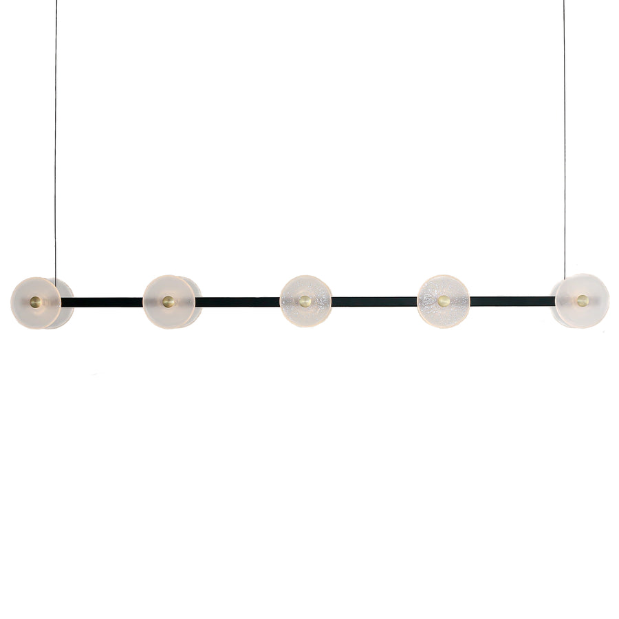 CORAL LINEAR BAR (FROSTED) - PENDANT LIGHT