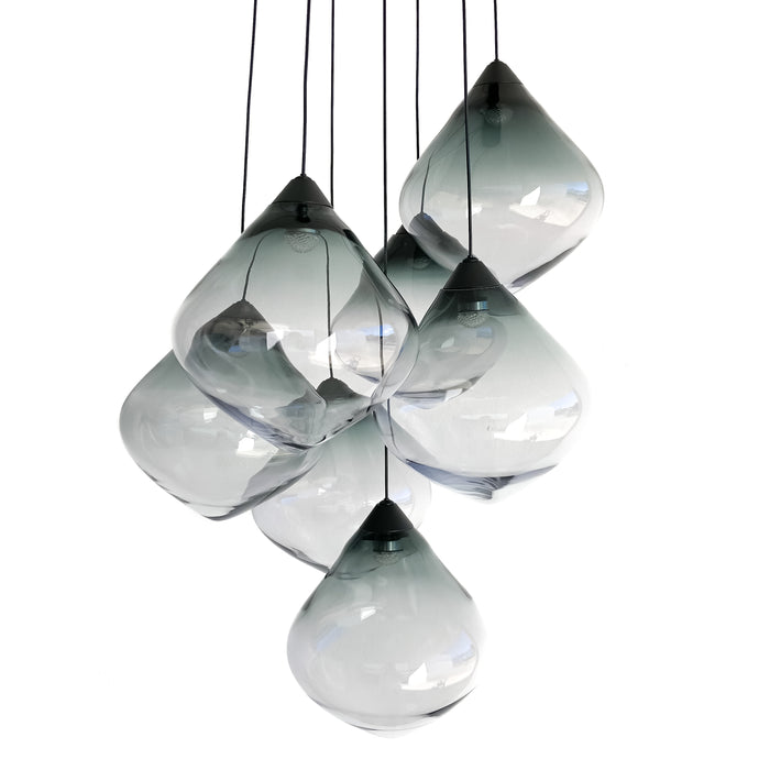 OLLO SEVEN GREY CLUSTER - PENDANT LIGHT