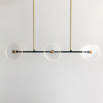 CORAL LINEAR ROD - PENDANT LIGHT