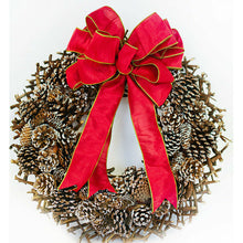 Load image into Gallery viewer, Custom Holiday Wreaths - In a Box