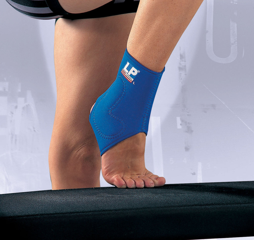 Ankle Support with Silicone Pad
