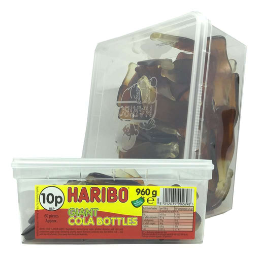 Haribo Giant Cola Bottles