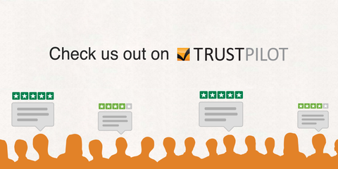 thesackman.co.uk is a member of trust pilot trusted reviews
