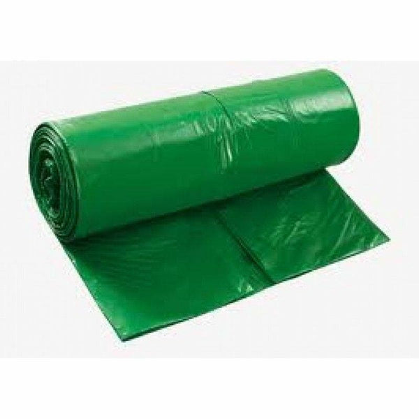 20 Rolls Garden Sacks Heavy Duty Green 10/20