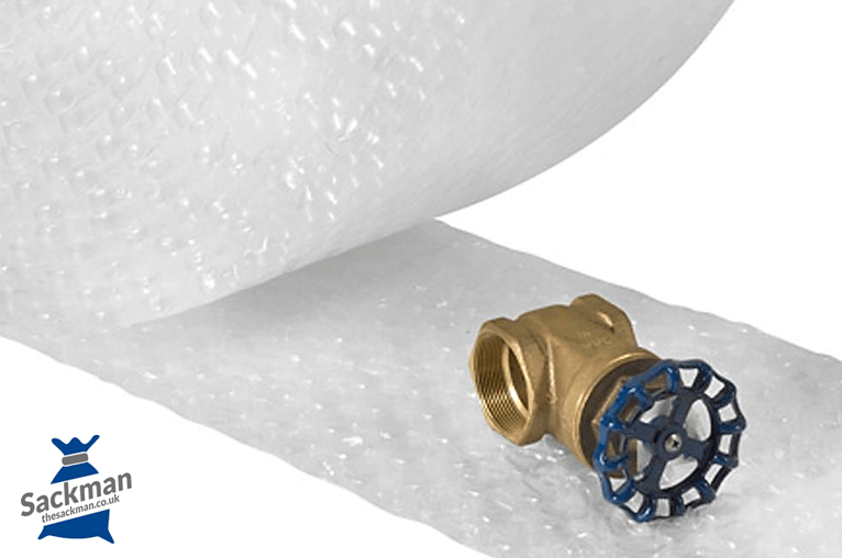 Bubble Wrap Rolls Small to Large