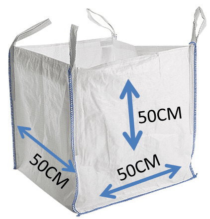 Reusable Council Recycling Waste Bag Waterproof Cover/lid