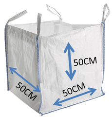 Heavy Duty Garden Waste Bag - 1 - Bulk Bags Sackman