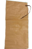 "WPP Heavy Duty Sandbags with Tie String 14"" x 30 "" Inches"