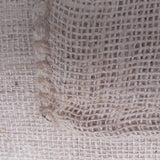 Hessian Sacks Jute, 25kg, 7oz. weight sack 50cm x 80cm