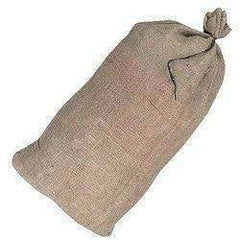 Hessian Sandbags With Tiestring 33Cm X 76Cm - Hessian Sandbags Sackman