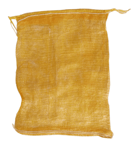 Orange Onion / Log Net Bags 45 cm x 60 cm with drawcord