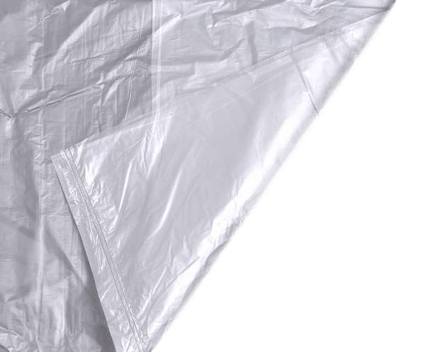 "Clear Refuse Sacks 16""x 25"" x 39"",  DVP/2,  QTY 200"