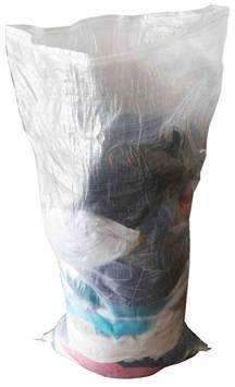 "50 Pack Laundry Washing Bags, suitable for 30 kg+ of textiles, Extra Large Size: 71 cm x 142 cm (Inches 29"" x 56"")"