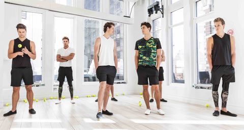 Masterclass Apparel Luxury Activewear for Men