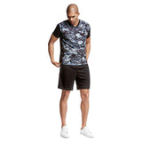 Gray Camouflage T-Shirt