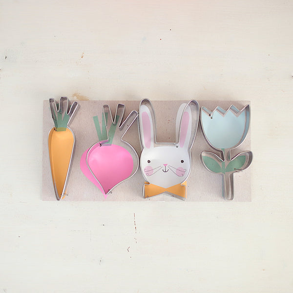 Set of Cookie Cutters - Bunny