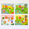 Vilac Wooden Puzzle Four Seasons