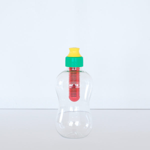 Water Bobble Kids Filter Water Bottle Green
