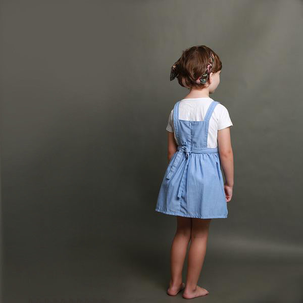 Minouche Matilda pinafore Dress