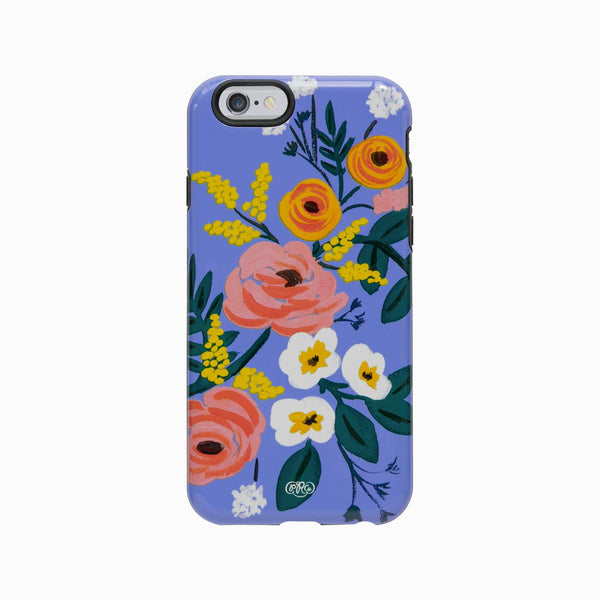 Rifle Paper co. iPhone 6/6s Case Violet Floral