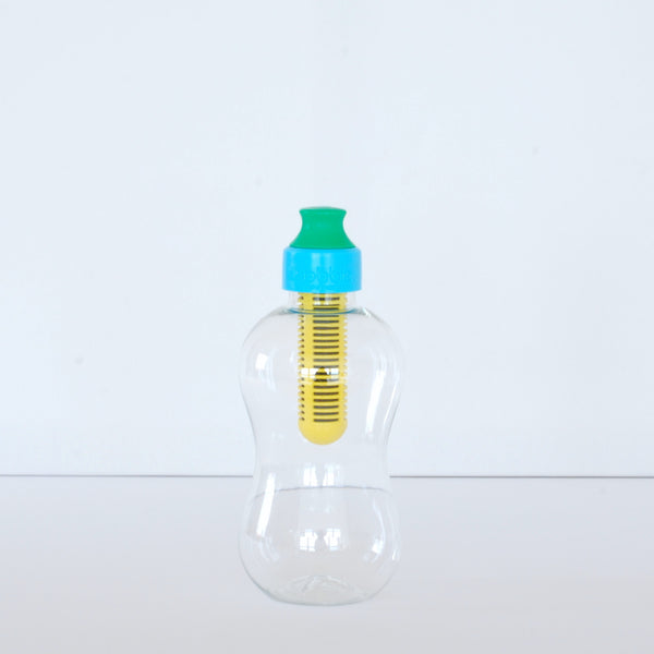 Water Bobble Kids Filter Water Bottle Blue