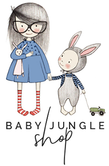 Baby Jungle shop logo