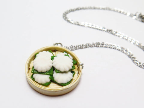 Kueh Tutu Necklace