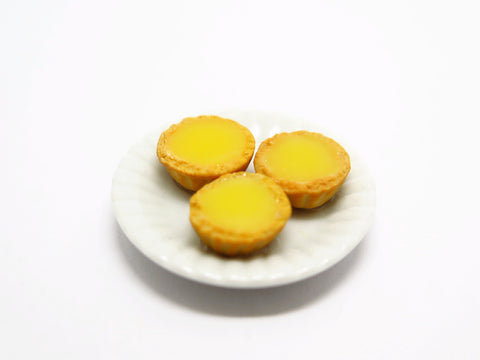 Miniature Egg Tarts