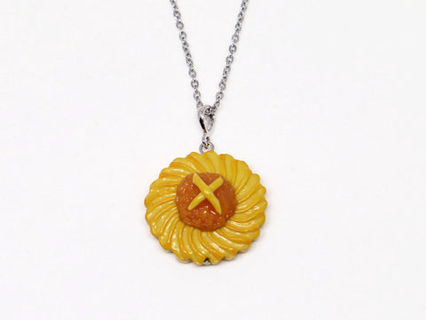 Miniature Pineapple Tart Necklace